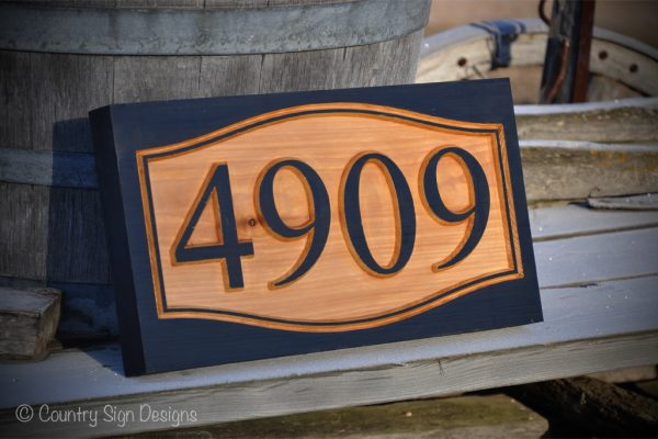 4909 address sign