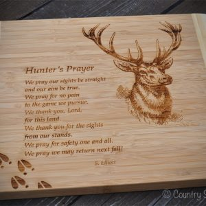 hunters prayer bamboo